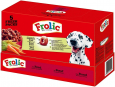 Frolic 100% Complete with Beef, Carrots & Cereals 7.5 kg