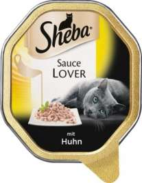 Sheba Sauce Lover with Chicken  85 g