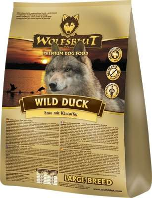Wolfsblut Wild Duck Large Breed  2 kg, 15 kg