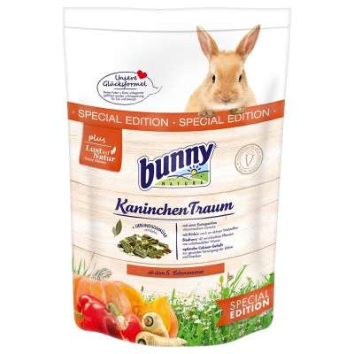 Bunny Nature KaninchenTraum Special Edition  4 kg, 1.5 kg