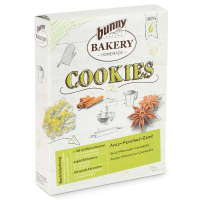 Bunny Nature Cookies Anis-Fenchel-Zimt