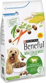 Purina Beneful Poids Optimal Croquettes  12 kg