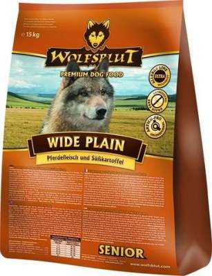 Wolfsblut Wide Plain Senior  15 kg, 2 kg, 500 g, 7.50 kg