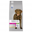 Perfect Fit Adult 1+ Chicken 14.5 kg - Hundemat med kylling