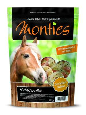 Monties Mix Ferradura  500 g, 10 kg