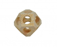 Elmato Geo Dice for Hamsters and Mice Beige