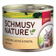 Nature's Menu Chicken & Salmon 190 g from Schmusy