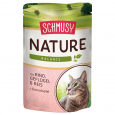 Schmusy Nature Balance Ternera & Ave 100 g