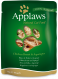 Pouch Natural Cat Food Chicken Breast & Asparagus in Broth 70 g av Applaws EAN 5060122493031