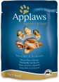 Applaws Pouch Natural Cat Food Tuna Fillet & Sea Bream in Broth kanssa usein yhdessä ostetut tuotteet.