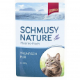 Schmusy Natural Ocean Fish Pure Tuna in Jelly 100 g Halvat