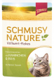 Nature Whole Food Flakes Rabbit & Rice Schmusy 100 g
