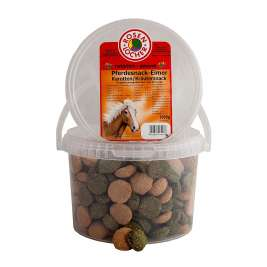 Horse Snack with Carrots/Herbs Rosenlöcher 4012387271078