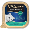 Miamor Milde Mahlzeit Senior Poultry & Roedeer 100 g - Food for senior cats