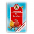 Rosenlöcher  Treats for Canaries and Exotic birds  20 g winkel