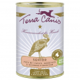 Senior Menu, Turkey with Papaya, Borage and Herbs Terra Canis 400 g