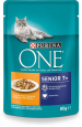 Purina One Senior 7+ with Chicken and green Beans online winkel