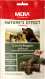 Meradog Nature´s Effect Snack Crunchy Nuggets Wild Boar with beetroot, parsnips & potatoes