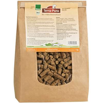 Terra Pura Organic Chicken Meal for Dogs  5 kg, 1 kg