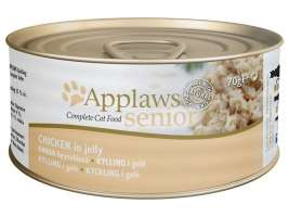 Senior Complete Cat Food Hühnchen in Gelee von Applaws 70 g EAN: 5060333437213