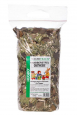 Hugro Nibbling Fun Bedding - Fruit Meadow 500 g