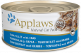 Produkter som ofte kjøpes sammen med Applaws Natural Cat Food Tuna with Crab