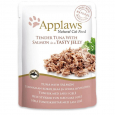 Produse des achiziționate împreună cu Applaws Pouch Natural Cat Food Tuna Wholemeat with Salmon in Jelly