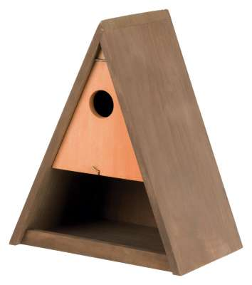 Trixie Feed and Nest Box 25×30×17/ø3.5 cm