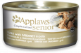 Applaws Senior Complete Cat Food Tuna with Sardine in Jelly 70 g - Kattemat for gamle katter
