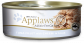 Natural Cat Food Tuna Fillet with Cheese 156 g by Applaws EAN 5060122490443