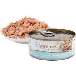 Natural Cat Food Tuna Fillet 156 g by Applaws