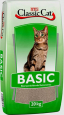Basic Litter Bentonite Classic Cat 20 kg