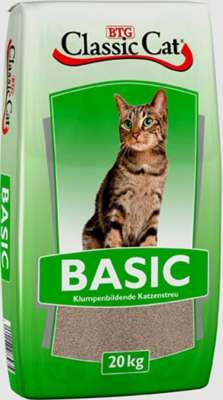 Classic Cat Litière Basic Bentonite 20 kg