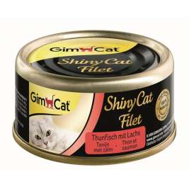 ShinyCat Filet Tonijn + Zalm GimCat 4002064414201
