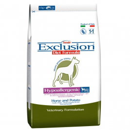 Diet Hypoallergenic Small Breed - Horse & Potato Exclusion 8011259000040