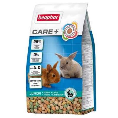 Beaphar Care+ Králík junior  250 g, 1.5 kg