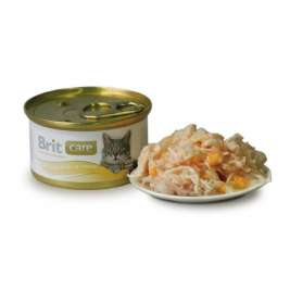 Care Cat Chicken Breast & Cheese Brit  8594031443018