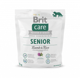 Care Senior med Lamm och Ris Brit 8595602510023