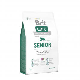 Care Senior med Lamm och Ris Brit 8595602510016