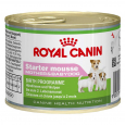 Royal Canin Canine Health Nutrition, Tin Starter Mousse  195 g  - Hundeartikler
