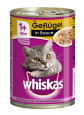 Whiskas 1+ in Sauce with Poultry 400 g