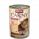 Carny Adult with Chicken, Turkey and Duckheart 400 g van Animonda EAN 4017721837040