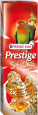 Prestige Sticks Big Parakeets Nuts & Honey 2 pcs 140 g van Versele Laga