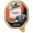 Sheba Classics in Pastete Beef and Chicken Beef & Chicken