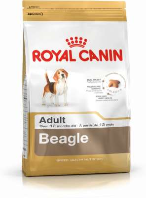 Royal Canin Breed Health Nutrition - Beagle Adult  12 kg, 3 kg