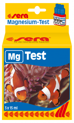 Sera Magnesio-Test (Mg) 3x15 ml
