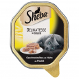 Sheba Fine Flakes in Jelly Chicken 85 g