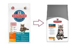Hill's Science Plan Feline Adult Indoor Cat cu Pui  4 kg