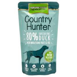 Natures Menu Country Hunter Succulent Duck  150 g