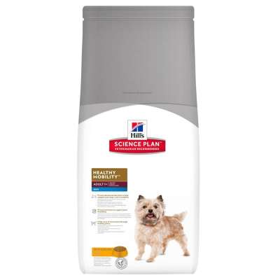 Hill's Science Plan Canine Adult Healthy Mobility Mini con Pollo  3 kg